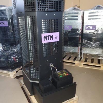 olejová kamna MTM 17-33 NEW