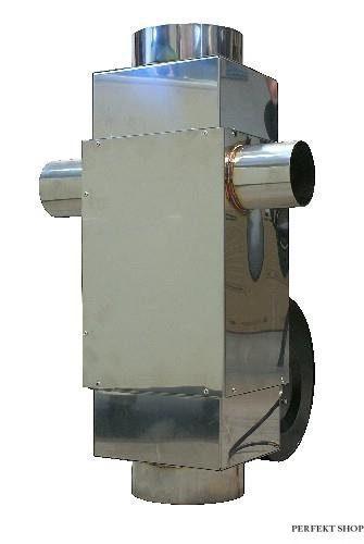 Teplovzdušný výměník 270 m³/h