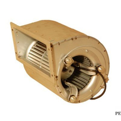 Ventilátor pro kamna na olej zlatý